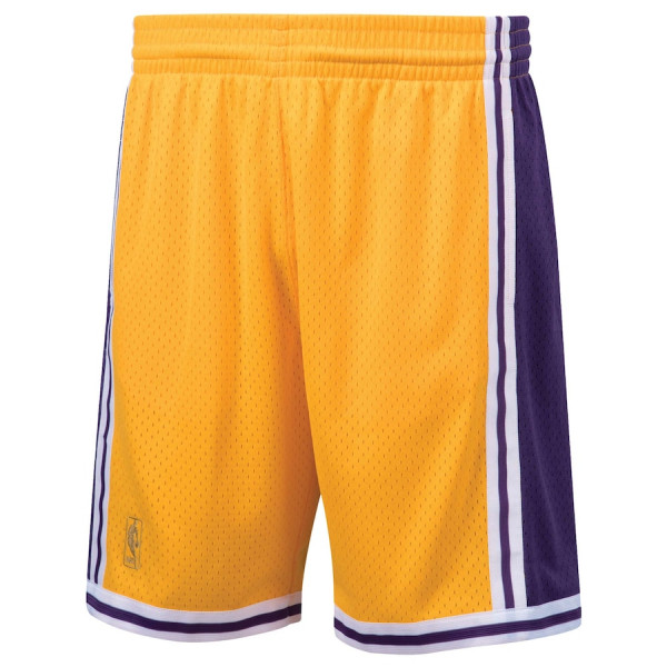 Mitchell /& Ness Short Los Angeles Lakers