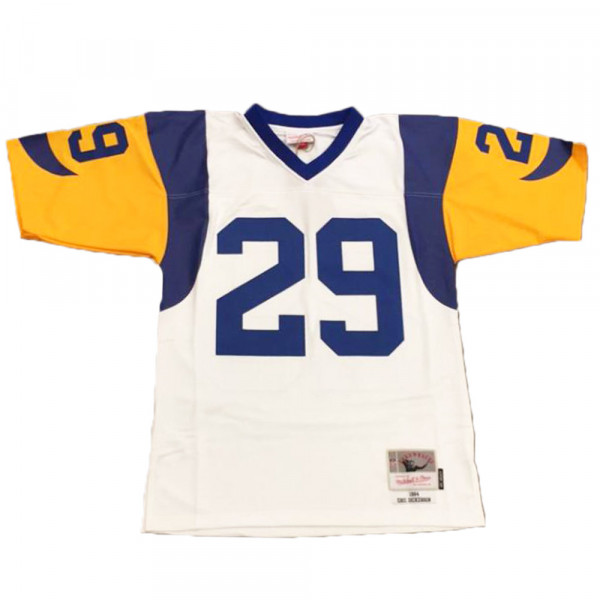 Los Angeles Rams Eric Dickerson 1984 Throwback Mitchell & Ness ...